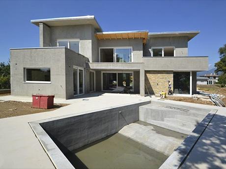 Constructeur maison modulaire maison sur mesure maison modulaire ibs construction - Maison bloc modulaire ...